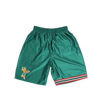 NBA Dazzle Shorts Milwaukee Bucks Mitchell&Ness