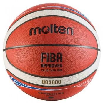 Lot de 5 ballons Molten BG3800