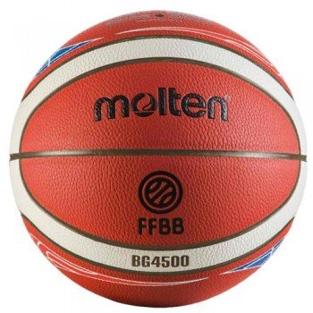 Lot de 5 Ballons Molten BG4500