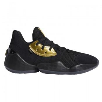Adidas Harden Vol.4 Black-Gold