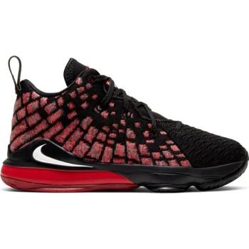 Nike Lebron 17 (PS) Noir-Rouge
