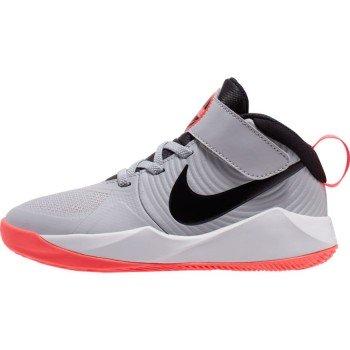 Nike Team Hustle D9 (PS) Gris