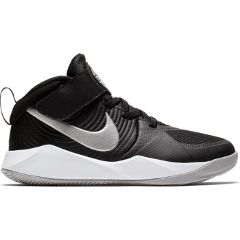 Nike Team Hustle D9 (PS) Noir
