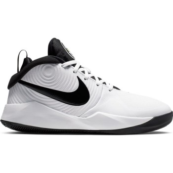 Nike Team Hustle D9 (GS) Blanc