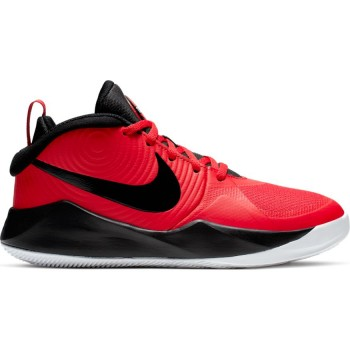 Nike Team Hustle D9 (GS) Rouge