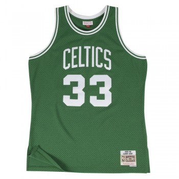 Maillot Larry Bird Boston...