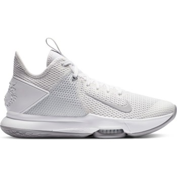 Nike Lebron Witness IV Full White