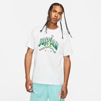 T-Shirt Jordan Air Blanc