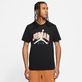 T-Shirt Jordan Air Noir