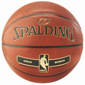 Spalding Ballon NBA Gold