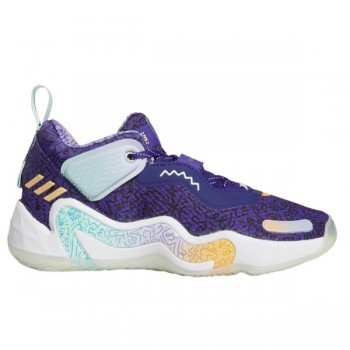 Adidas DON Issue 3 J - Violet