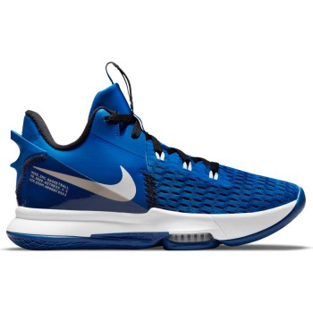 Nike LeBron Witness 5 Bleu