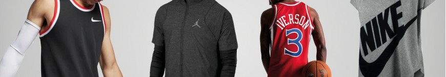Maillots de basket NBA, Nike, Jordan - Textile - MadinBasket